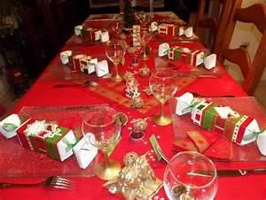 Table De Noel Traditionnelle : d coration no l th me ~ Melissatoandfro.com Idées de Décoration