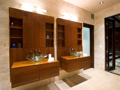 Custom Vanities For Small Bathrooms by Small Bathroom Cabinets Hgtv