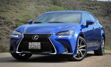 lexus gs  awd colors release date redesign