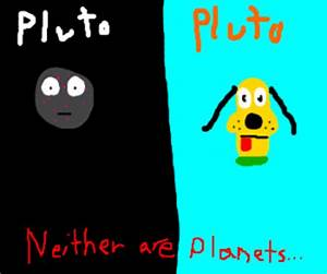 Pluto the Dog On the Planet Pluto - Pics about space