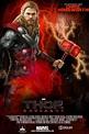 THOR RAGNAROK(2017) - movie poster by JfourPvfx on DeviantArt