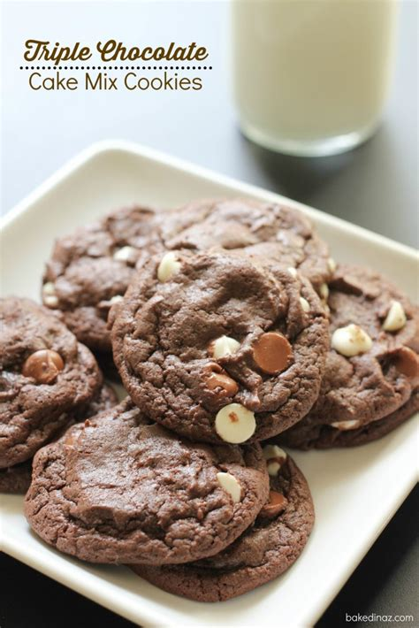 cookies cuisine az chocolate cake mix cookies baked in az