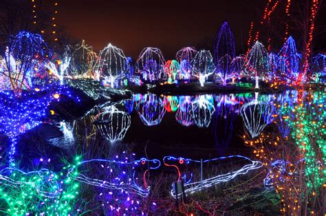 columbus zoo wildlights 8 columbus zoo wildlights