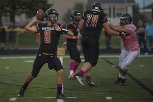 Long pick-six helps Alma clinch second straight playoff ...