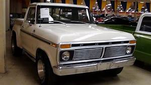 1977 Ford F100 Stepside Pick
