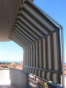 Tende terrazzo condominio : Tende da sole e esterni su misura dal gani