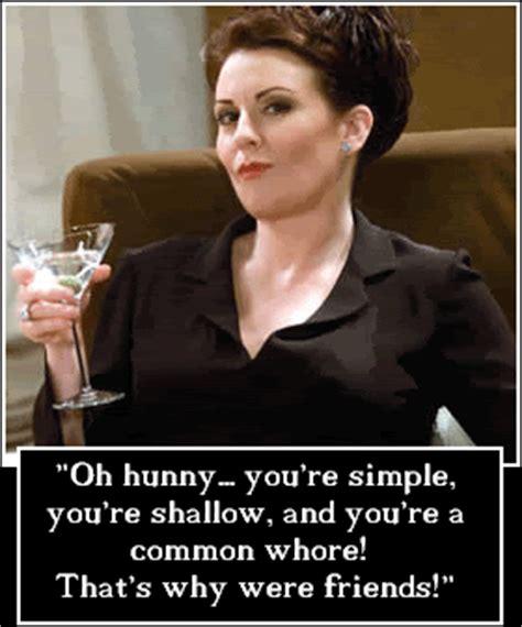 Birthday Karen Walker Quotes. QuotesGram