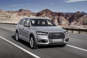 Audi Q7 E Tron : new audi q7 e tron 2 0 tfsi quattro is the first of its kind targets china and japan ~ Medecine-chirurgie-esthetiques.com Avis de Voitures