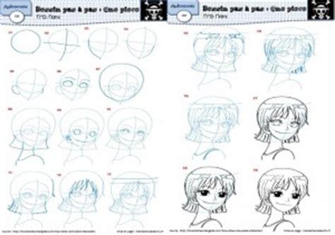 comment dessiner nami