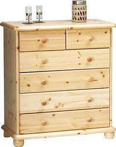 Home Affaire Kommode : home affaire kommode max mit 6 schubladen breite 83 cm online kaufen otto ~ Markanthonyermac.com Haus und Dekorationen