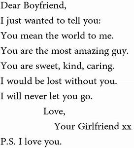 Love Quotes And Sayings For Boyfriends. QuotesGram