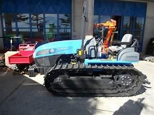 Landini Trekker 80cfl  Pdf Crawler Tractor Service  Shop