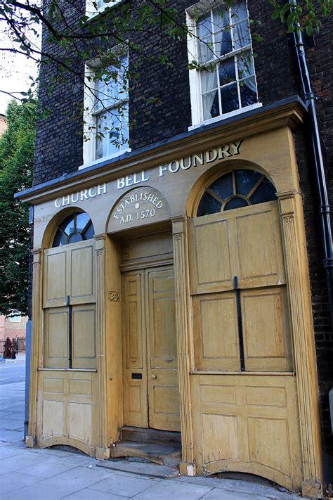 whitechapel bell foundry wikipedia