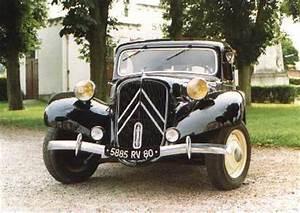 Cote Voiture Ancienne : traction avant 11b 1950 ~ Gottalentnigeria.com Avis de Voitures