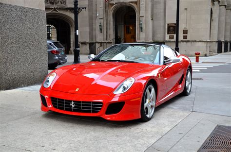 2011 Ferrari 599 Sa Aperta Stock # Gcmir147 For Sale Near