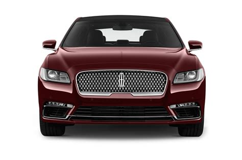 2018 Lincoln Continental Reviews And Rating  Motor Trend