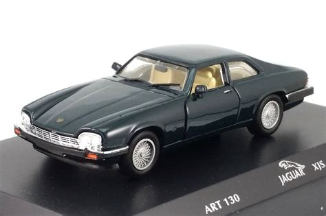 mimodels jaguar xjs coupe british racing green cdc