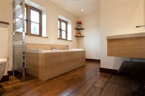 bathroom oak flooring 15 stunning bathroom with hardwood flooring