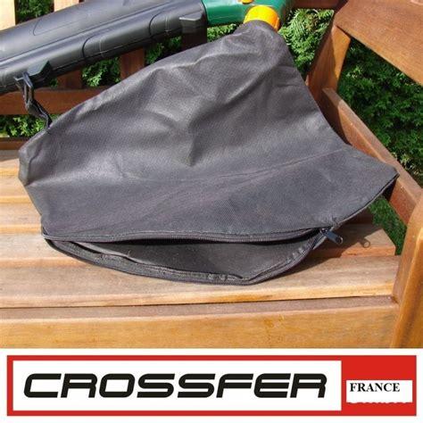 sac pour aspirateur souffleur a feuilles sarl crossfer