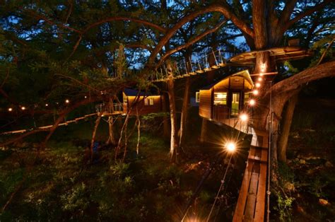 Add This  Ee  Treehouse Ee   Resort In Texas Hill Country To Your