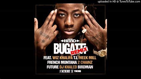 Ace Hood Bugatti Remix) Feat. Wiz Khalifa, T.i., Meek Mill