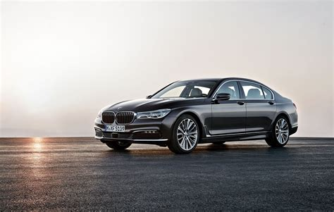 Bmw 7-series (2015) In Pictures