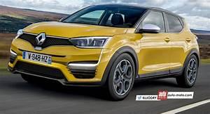 Renault Captur 2017 Prix : futur renault captur 2019 la seconde g n ration se ~ Gottalentnigeria.com Avis de Voitures
