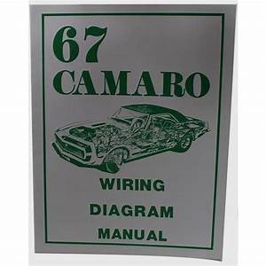Jim Osborn Mp0032 1967 Camaro Wiring Diagram Manual