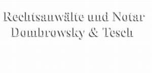 Vorsorgevollmacht Ohne Notar Gültig : dombrowsky tesch rechtsanw lte und notar ~ Orissabook.com Haus und Dekorationen