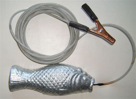 zinc anode grouper hang anodes overboard type detailed