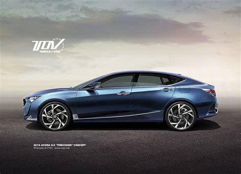 Acura Precision Concept 2020 by 2018 Acura Ilx Tov Renders Up An Ilx Precision Concept