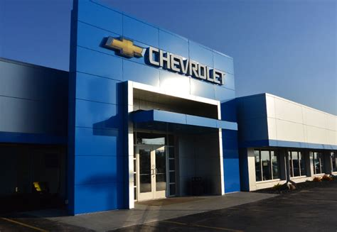 Horn Chevrolet by Horn Chevrolet Showroom Renovation 187 A Chappa