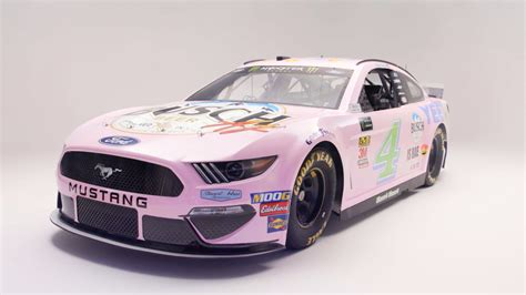 millennial inspired nascar race car