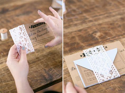 diy wedding invitations stunning fun ideas junk mail blog