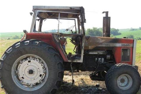 salvaged massey ferguson 3545 tractor for used parts eq 20777 all states ag parts