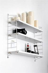 String Regal Ikea : string regal m bel einebinsenweisheit ~ Markanthonyermac.com Haus und Dekorationen