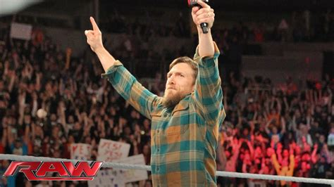 Daniel Bryan Bids Farewell To The Wwe Universe