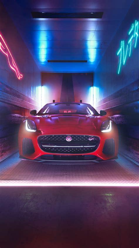 wallpaper jaguar  type svr hd  automotive cars