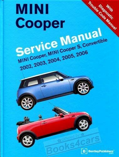 free service manuals online 2010 mini cooper electronic toll collection shop manual mini service repair cooper bentley book haynes chilton ebay