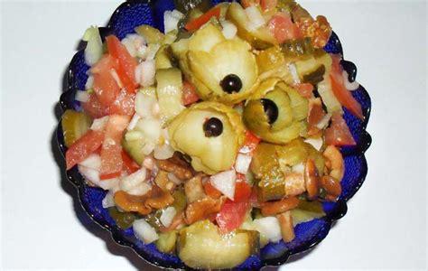Karaliskie rudens salāti ziemā - KatraiVirtuvei.lv - epadomi.lv