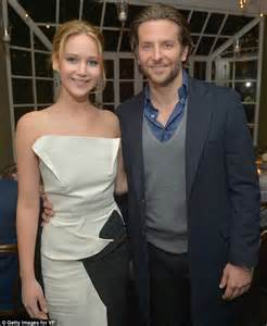 Jennifer Lawrence And Bradley Cooper Cuddle Up At Silver