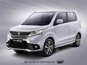 Suzuki Wagon R : maruti wagon r facelift rendered like aggressive micro suv ~ Melissatoandfro.com Idées de Décoration