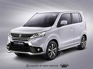 Suzuki Wagon R : maruti wagon r facelift rendered like aggressive micro suv ~ Gottalentnigeria.com Avis de Voitures