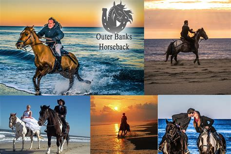 banks outer horseback obx outerbanks nc activities ocracoke head nags map