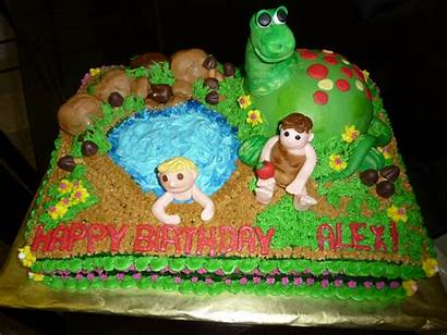 Dinosaur Birthday Cake Cakes Idea Decoration Littlebcakes