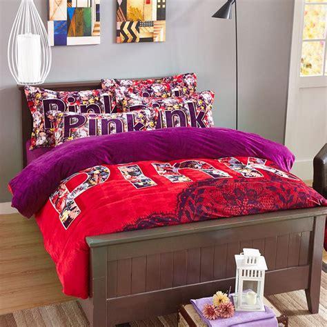 secret bedding secret pink velvet model 5 size