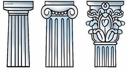 Greece Greeks Ancient Achievements Greek Architecture Inventions