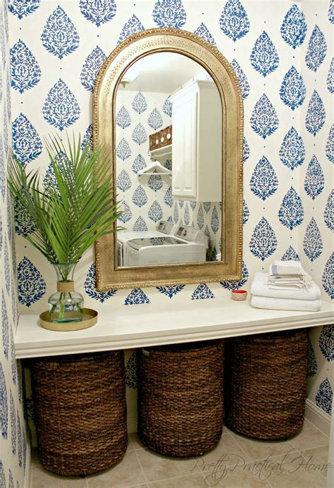 laundry room bathroom ideas bathroom design laundry baskets and counter space