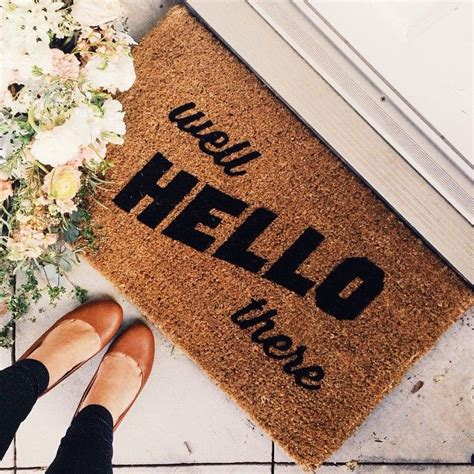 college doormats best 20 door mats ideas on doormats