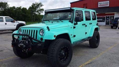 neon purple jeep teal jeep wrangler unlimited jeep pinterest